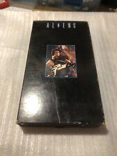 ALIENS (1986, VHS)