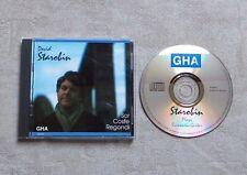 "CD AUDIO MUSIC/ DAVID STAROBIN ""SOR COSTE REGONDI"" ROMANTIC GUITAR CD ALBUM 1992"