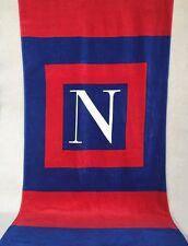 BN NAUTICA Letter N beach gym bath towel 100% cotton 170x90