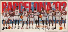 1991-92 SKYBOX TEAM USA DREAMTEAM 3 CARD SET: MICHAEL JORDAN/MAGIC/BIRD/PIPPEN