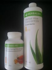 Herbalife Healthy Fat Flusher-Instant Herbal Beverage + Aloe Concentrate BB10/18