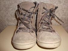 PRIMIGI Tg.29 grigio scarpe bambina stivaletti zip