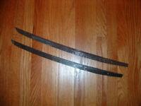 [SJ-165] Japanese Samurai Sword: Two Mumei Wakizashi Blades Unsigned