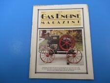 Gas Engine Magazine May 1991 1929 IHC 6 HP Type M Ray Scott ND Vol 26 #5 M2713