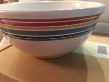 New ListingLongaberger Sunny Day Pottery Snack Bowl (New in Box)