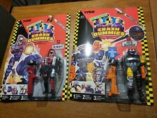 Crash Dummies Junkbot Lot Tyco New Jack Hammer Junkman Figure