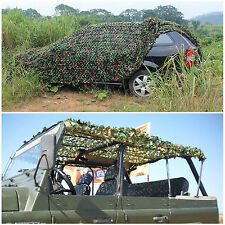 4m X 1.5m Army Camouflage Stealth Netting Hunting/Shooting/Fishing Shelter Hide
