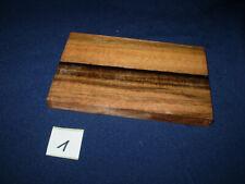Drechsel LEGNO in legno pregiato coltello manico Bastelholz-tangare subacqueo legno Panama