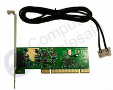 Netcomm 56K PCI Internal Modem Card DialUp Data/Fax/Voice IN5920 v92 Int