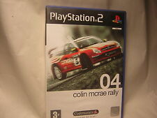 playstation 2 Colin McRae Rally 04 2004  PS2