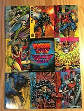 Marvel Universe Cards Uncut+ The Amazing Spider Man 1st Edition Uncut Cards 1994
