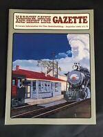 Narrow Gauge and Short Line Gazette September October 1992
