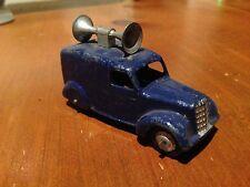Vintage Dinky Toys Police Van Made in England