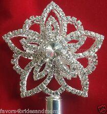 Star Rhinstone Scepter Girls Party Accessory Princess Magic Quinceanera Wedding