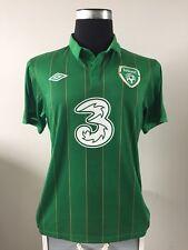 Ireland Home Football Shirt Soccer Jersey 2011/12 (L)