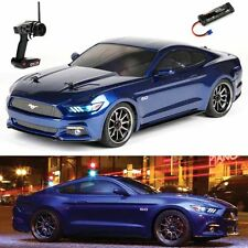 Vaterra VTR03054 1/10 2015 Ford Mustang V100-S 4WD Car RTR w/ Radio / Battery