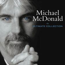Michael McDonald - The Ultimate Collection CD 2005 Rhino VG