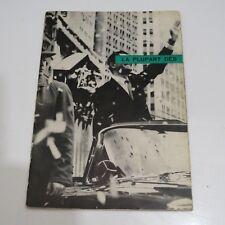 JFK French Vintage Rolex Catalogue Brochure 1965 34 pages RARE-Francais VF TTB