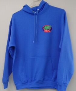 Florida Gators Logo Embroidered Hooded Sweatshirt Hoodie S-5XL, LT-4XLT New