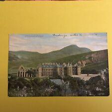 Holyrood Palace Unposted Postcard
