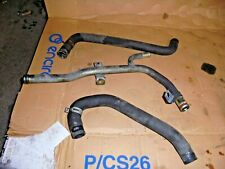NISSAN MICRA K12 2004 1.4 16V SELECTION OF WATER PIPES HOSES