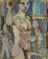 """CURIOSA - """"""""  homme nu   """"  vers 1950/60 par André TELLIER"""