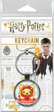Harry Potter Key Ring / Key Chain: Gryffindor Charms
