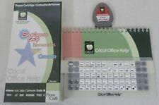 CRICUT Shapes Cartridge Cricut Office HELP Provo Craft Loaded Complete