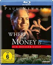 Blu-ray *  WHERE THE MONEY IS - EIN HEISSER COUP  # NEU OVP $