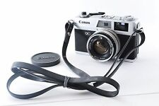 Canon Canonet QL17 35mm Rangefinder Film Camera From Japan