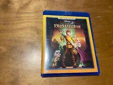 The Black Cauldron Blu ray*Disney Movie Club Exclusive*Classic*Sealed/NEW*