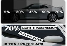 LIGHT LIGHT BLACK 70% ROAD LEGAL 3 M x75CM 3M CAR WINDOW TINT FILM TINTING