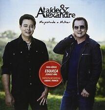Ataíde & Alexandre - Majestade A Mulher [New CD] Brazil - Import