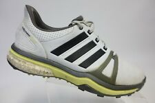 ADIDAS Adipower Boost White Sz 12 Men Hybrid Spikeless Golf Shoes