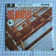 The Beatles No 1 - 4 track EP CD Single Card Sleeve
