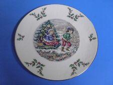 Collector Plate Royal Doulton Christmas 1979
