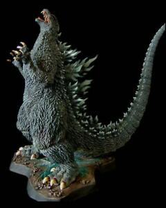 Unpainted 24cm Godzilla kit Resin model kit Gamera Ultraman monster