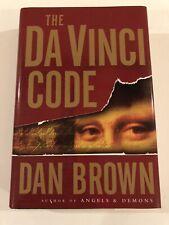 The Da Vinci Code Bk. 2 by Dan Brown (2003, Hardcover)