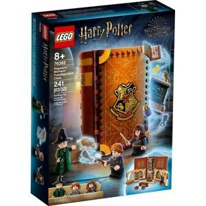 LEGO HARRY POTTER 76382 METAMORFOSI( LIBRO APERTO ) GENNAIO 2021
