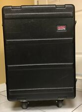 14U Rack Base with Casters - 21� deep (Case Only!)