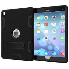 Coque Etui Housse PC + Silicone pour Tablette Apple iPad Air 2 / 1380