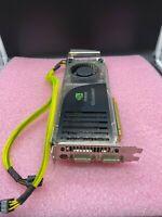 Nvidia Quadro FX5600 1.5GB GDDR3 PCI-E x16 Dual DVI-I GPU Video Graphics Card
