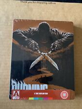 The Burning (1981) Arrow Blu Ray Limited Steelbook NEW & SEALED Video Nasty