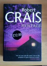 HOSTAGE BY ROBERT CRAIS hardback book novel