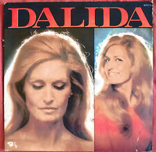 DALIDA - RARE DOUBLE LP