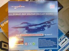 2012 Hobby Master F-16 Fighting Falcon Airplane MIB 1/72