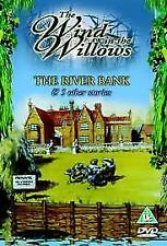 The Wind In The Willows : The River Bank And Five Other Stories [ DVD ] RARE !