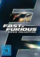 Fast & Furious 1-7 - Box  [7 DVDs] (2015)