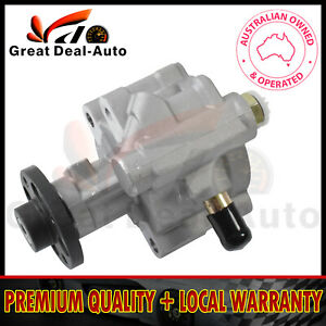FITS HOLDEN COMMODORE VS VT VX VU VY WH WK V6 3.8L POWER STEERING PUMP 1995-2004