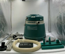 Bissell Big Green Machine Wet/DryVacuum Carpet Shampooer With Attachments